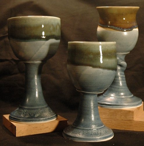Tall Goblets