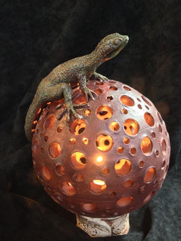 Lizard Lantern 1